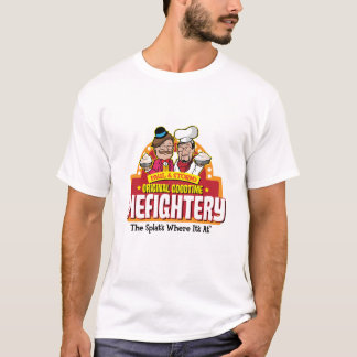 Paul and Storm Original Goodtime PieFightery T-Shirt