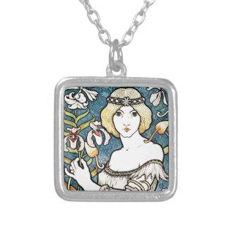 Paul Berthon Salon Des Cent French Art Nouveau Custom Jewelry