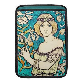 Paul Berthon Salon Des Cent Vintage Art Nouveau MacBook Sleeve
