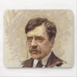 Paul Bourget  c.1895 Mouse Pad