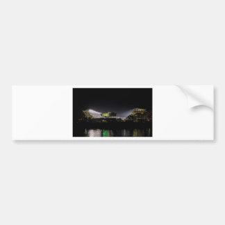 Paul Brown Stadium Bumper Sticker