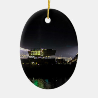 Paul Brown Stadium Ceramic Ornament