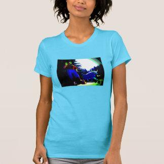 Paul Bunyan and Blue Ox T-Shirt
