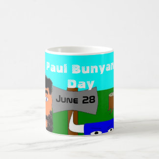 Paul Bunyan Day Mugs