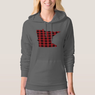 Paul Bunyan Plaid Minnesota Sweatshirt