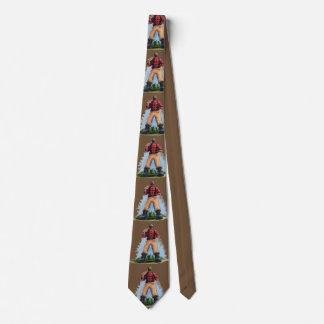 Paul Bunyan Tie