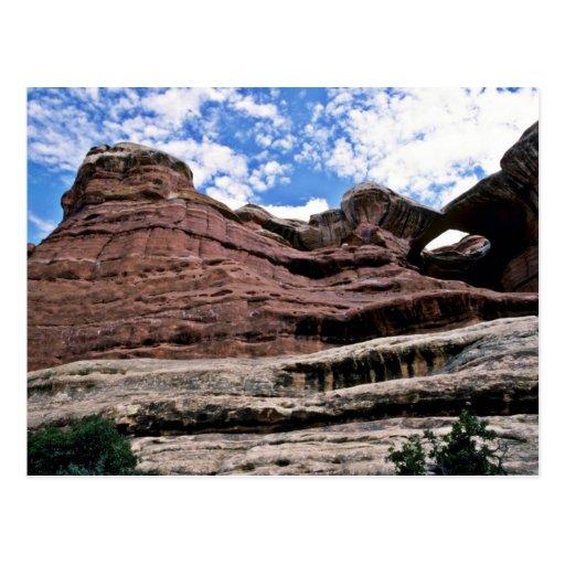 Paul Bunyon's Potty - Canyonlands National Park Postcard