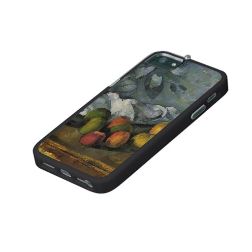 Paul Cezanne- Apples and a Napkin iPhone 5/5S Cover