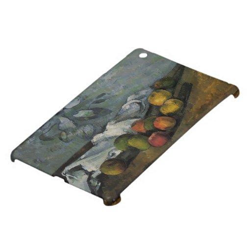 Paul Cezanne- Apples and a Napkin Cover For The iPad Mini