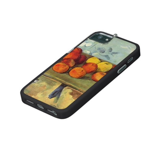 Paul Cezanne- Apples and Biscuits iPhone 5/5S Case