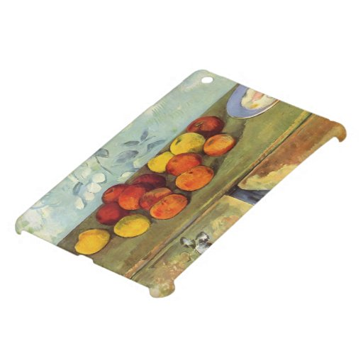 Paul Cezanne- Apples and Biscuits Case For The iPad Mini