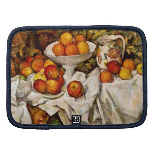 Paul Cézanne - Apples and Oranges Folio Planner