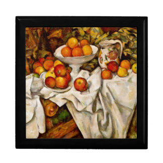 Paul Cézanne - Apples and Oranges Jewelry Box