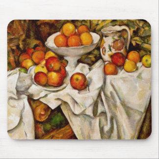 Paul Cézanne - Apples and Oranges Mouse Pad
