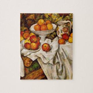 Paul Cézanne - Apples and Oranges Puzzle