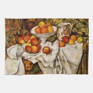 Paul Cézanne - Apples and Oranges Towel