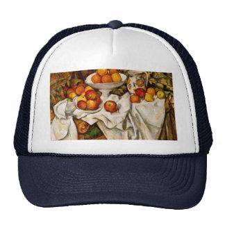 Paul Cézanne - Apples and Oranges Trucker Hat
