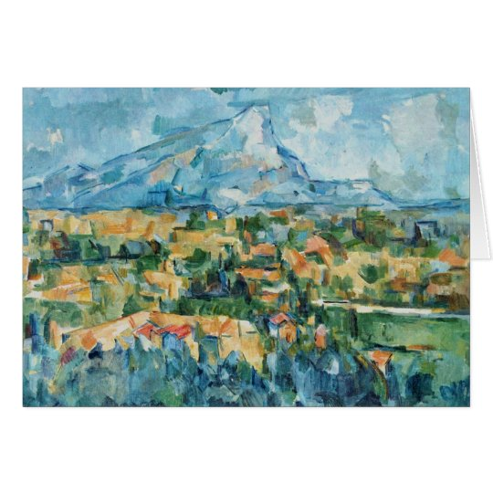 Paul Cezanne Art Card