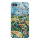 Paul Cezanne Art iPhone 4 Case