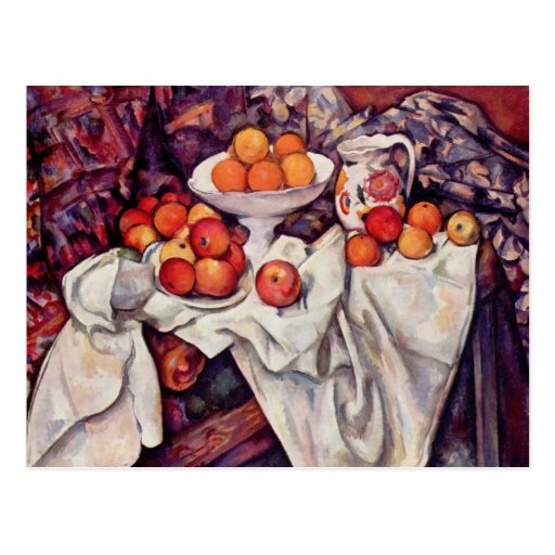Paul Cezanne Art Postcards