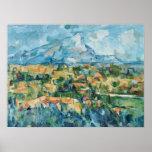 Paul Cezanne Art Posters