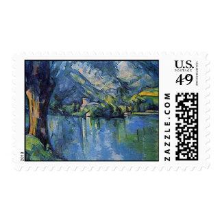 Paul Cezanne Artwork Postage