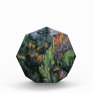 Paul Cezanne- Bibemus Quarry Acrylic Award