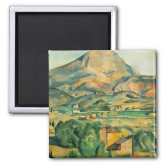 Paul Cezanne Cards and Gifts - Customizable 2 Inch Square Magnet