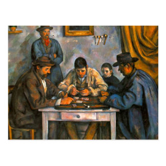 Paul Cezanne Cards, GIfts, Totes, Mugs Postcard