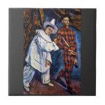 Paul Cezanne - carnaval Azulejos