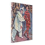 Paul Cezanne - Carnival Gallery Wrap Canvas