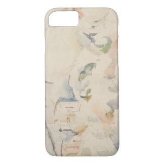 Paul Cezanne-Chateau Noir and Mont Sainte-Victoire iPhone 8/7 Case