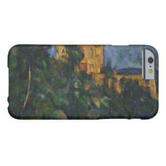 Paul Cezanne - Chateau Noir Barely There iPhone 6 Case