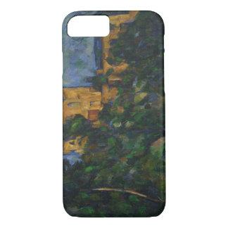 Paul Cezanne - Chateau Noir iPhone 8/7 Case
