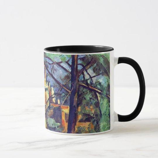 Paul Cezanne - Chateau Noir The Black Manor Mug