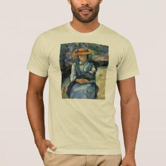 Paul Cezanne - chica con la muñeca Playera