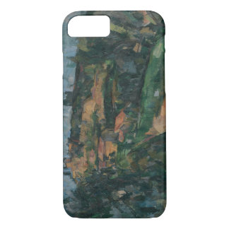 Paul Cezanne - curva del camino Funda iPhone 7