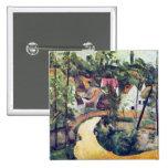 Paul Cezanne - curva del camino Pin