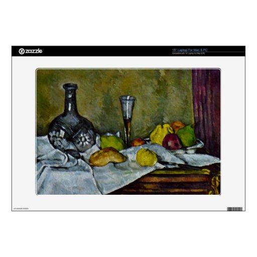 Paul Cezanne- Dessert Laptop Skins
