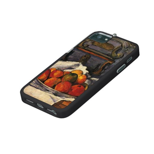 Paul Cezanne- Dish of Apples iPhone 5 Cover