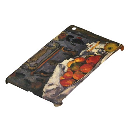 Paul Cezanne- Dish of Apples iPad Mini Case