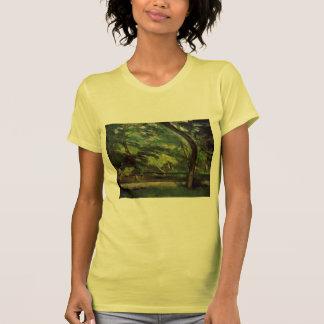 Paul Cezanne- el DES Soeurs de Etang en Osny Camiseta
