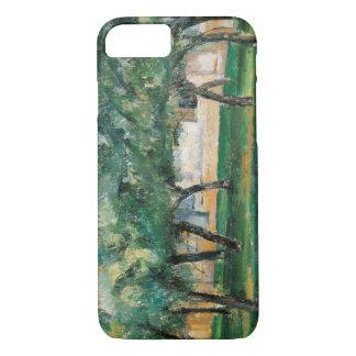 Paul Cezanne - Farm in Normandy iPhone 8/7 Case