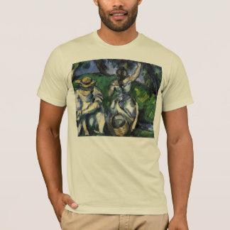 Paul Cezanne - figuras Playera