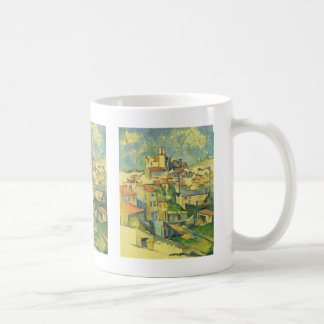 Paul Cezanne - Gardanne Coffee Mug