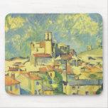 Paul Cezanne - Gardanne Mouse Pad