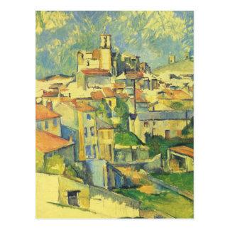Paul Cezanne - Gardanne Postales