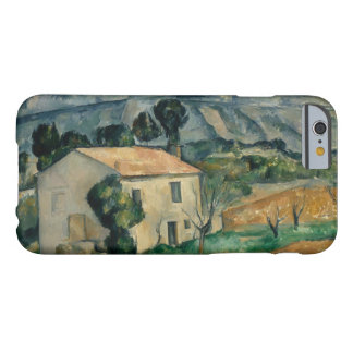 Paul Cezanne - House in Provence Barely There iPhone 6 Case