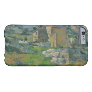 Paul Cezanne - Houses in Provence Barely There iPhone 6 Case