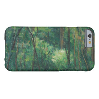 Paul Cezanne - Interior of a Forest Barely There iPhone 6 Case